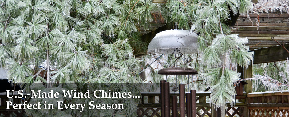 Chimes: perfect in every season.