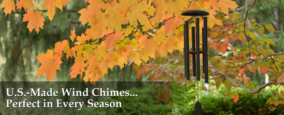 Wind chimes... Bringing music outdoors