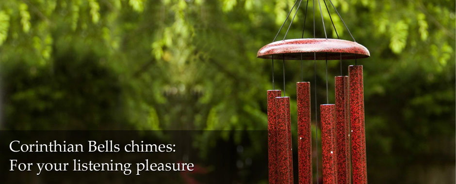 Chimes: perfect in every season