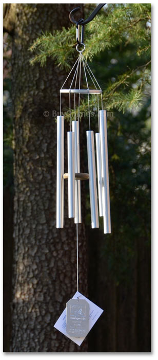 Grace Note 30 Inch Petite Earthsong Wind Chimes